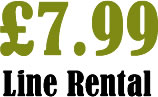 £9.99 business line rental deal